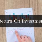 ROI(Return On Investment)とは