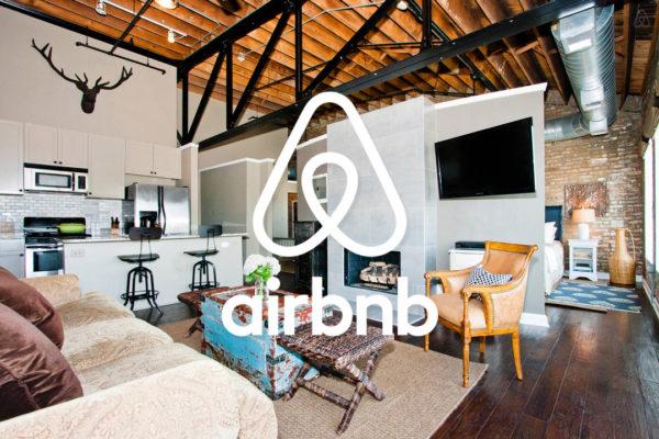 エアビー Airbnb ロゴ