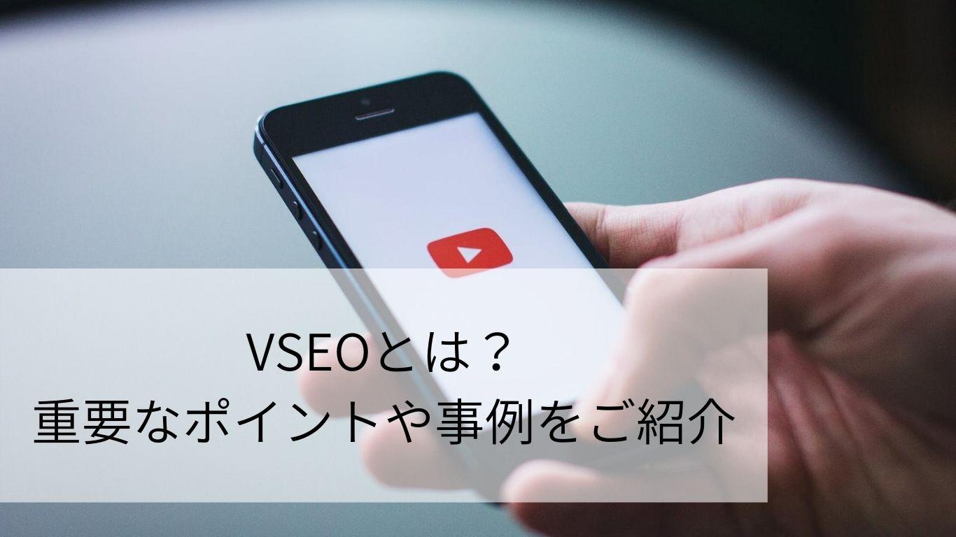 VSEOとは?重要なポイントや事例をご紹介